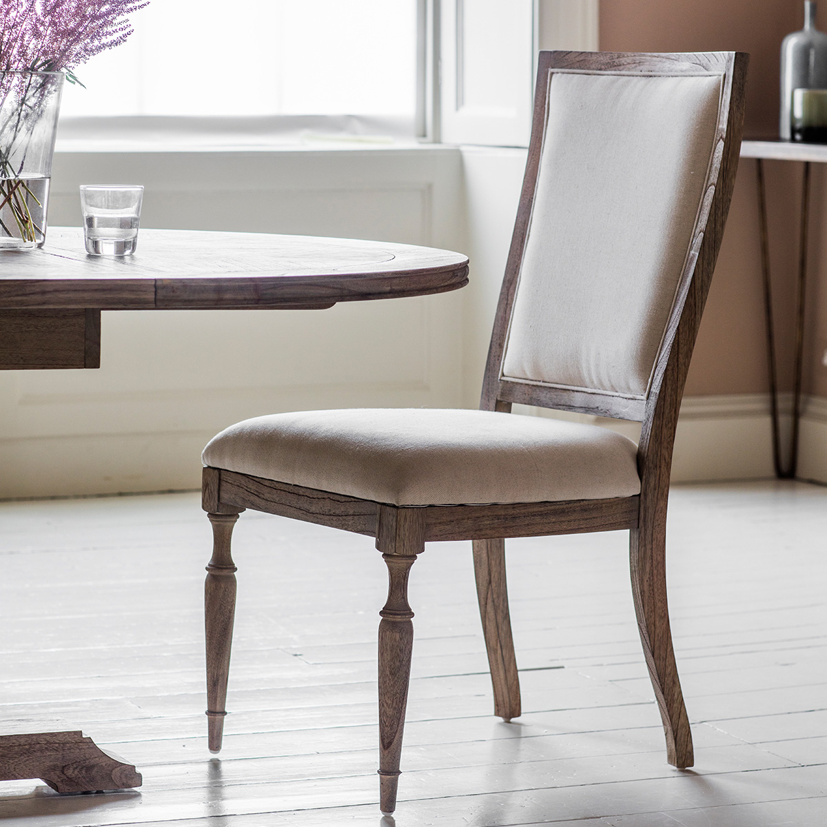 French Dining Chairs French Colonial Dining Chair Relaxed Style Fads Co Uk