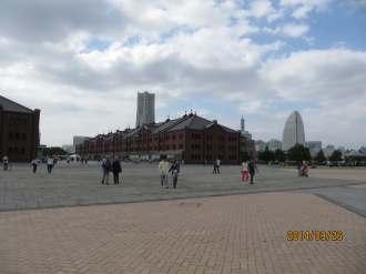 Yokohama, Japan   Fae's Twist & Tango
