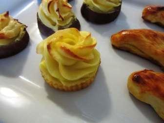 Japanese Sweet Potato Cake/Delight |スイートポテト - Fae's Twist & Tango