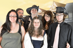 TrotCon 2014 - Wedding Photo - Some of my friends who I consider family.