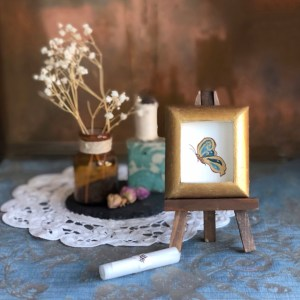 Vital Wisdom Butterfly | Altar Art