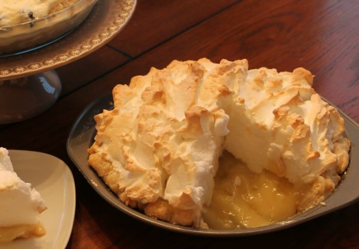 Lemon Meringue Pie Recipe, Lemon Pie. Meringue Recipe