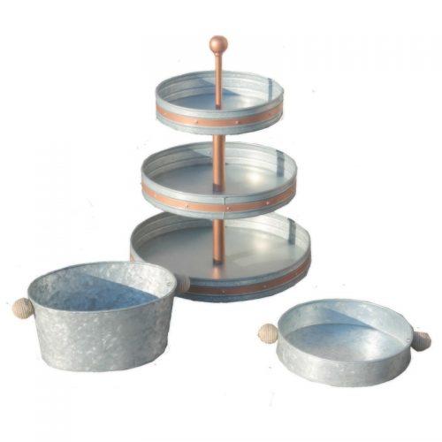 galvanized container soft