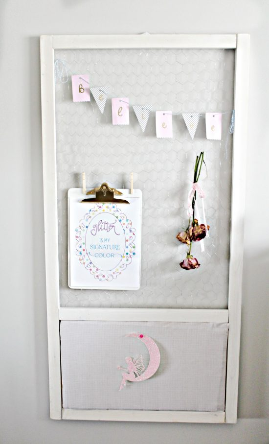 Farmhouse Bulletin Board 2