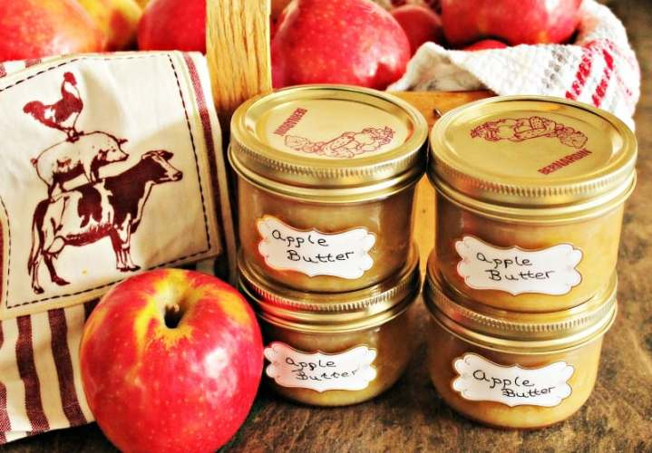 Apple, Canning, DIY, Fall
