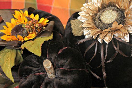 DIY, Pumpkin, Sewing, Fall, Decor