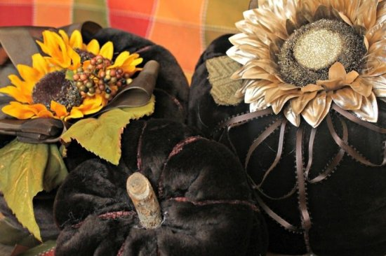 DIY, Pumpkin, Sewing, Fall, Decor