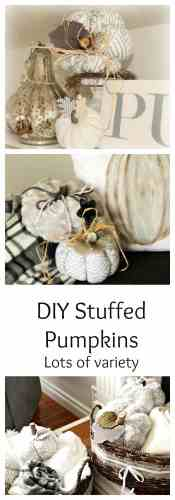 Pumpkin, DIY, Home Decor, Fall