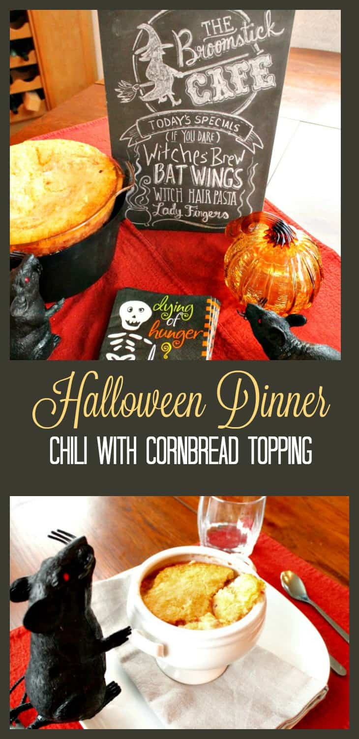 Halloween Dinner, Halloween dinner ideas, Chili recipes