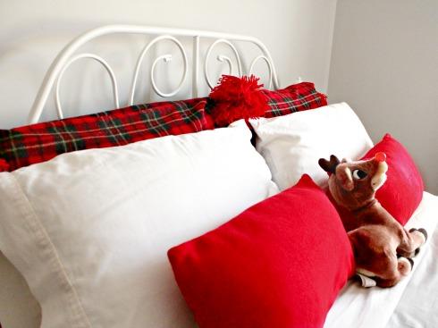 Cushion, Sewn, Christmas, Home Decor