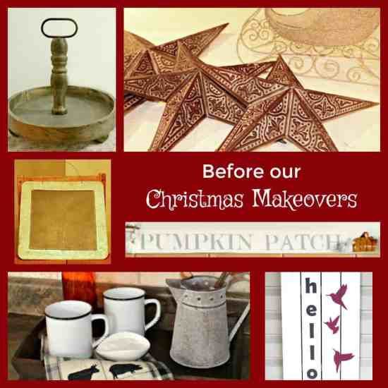 DIY, Reburbish, Christmas, Crafts
