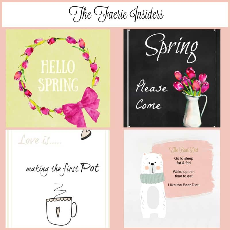 Fairy, Printable, Freebies