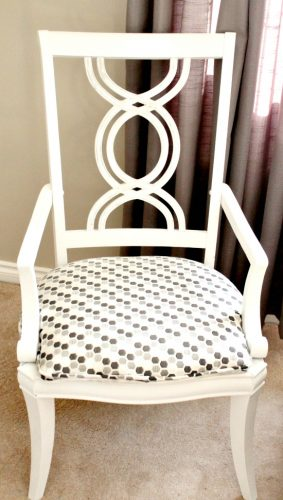DIY, DIY Home Decor, Farmhouse, Refurbished, Furniture, Chair
