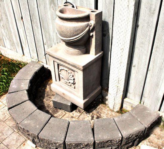 fountain repairhow to fix a fountain, garden fountains, cheap water fountain