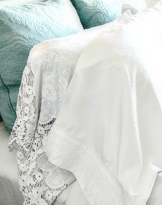 Pillowcase pattern, making pillow cases, homemade pillow cases, luxury DIY pillowcases