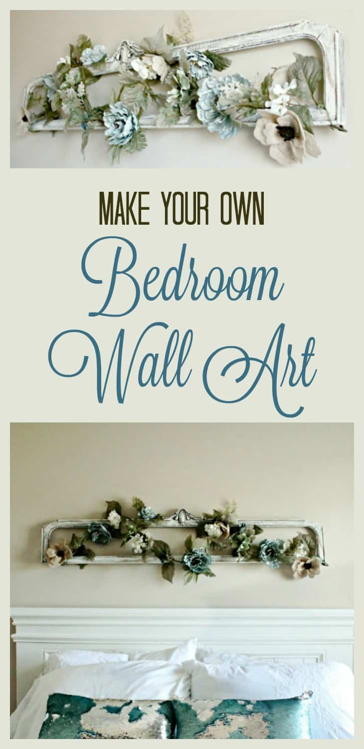 Home Decor, DIY Wall Art, DIY Farmhouse Wall Art, DIY Bedroom Wall Art