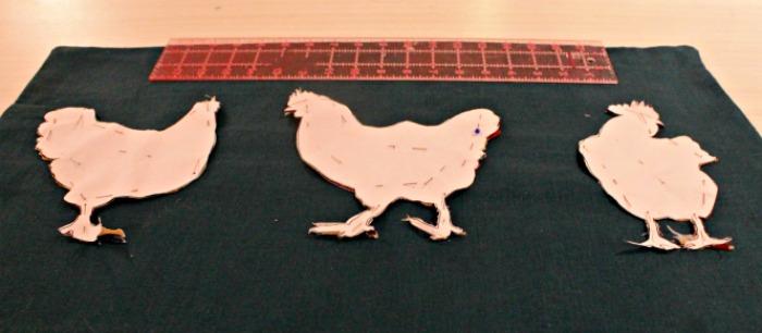 sewing decorative cushions, diy cushion covers, sewing cushion cover, appliqued cushion covers, fall cushion covers.