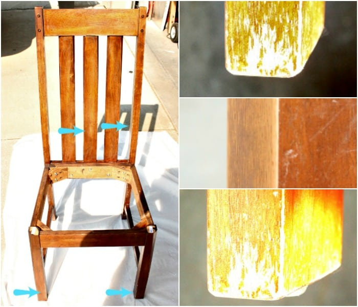 Simple DIY Table Refinishing Project