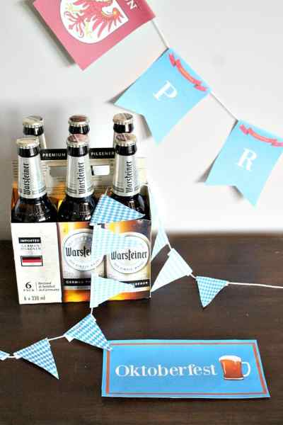 Oktoberfest ideas, Oktoberfest printable, oktoberfest party food, oktoberfest diy decorations