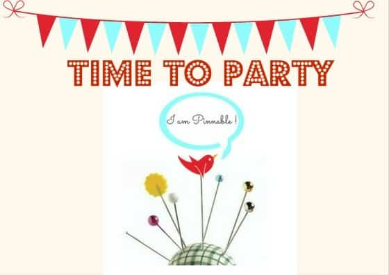 We are Pinnable, Link Party
