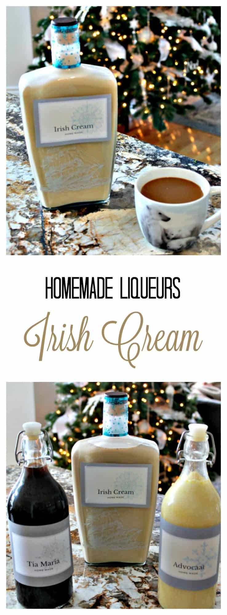 Homemade Irish Cream,Irish Cream Liqueur, Baileys Irish Cream Recipe, Irish Cream Recipe,, bailey's recipes, Irish cream recipes