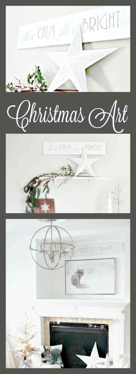 DIY Christmas Art, Christmas crafts for adults, Christmas crafts for adults ideas, DIY Christmas Wall art, DIY Christmas Sign, Christmas Crafts, Christmas Craft ideas, Christmas decor ideas, Farmhouse Christmas