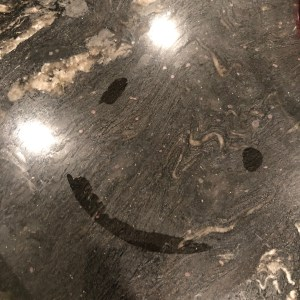 Smiley counter