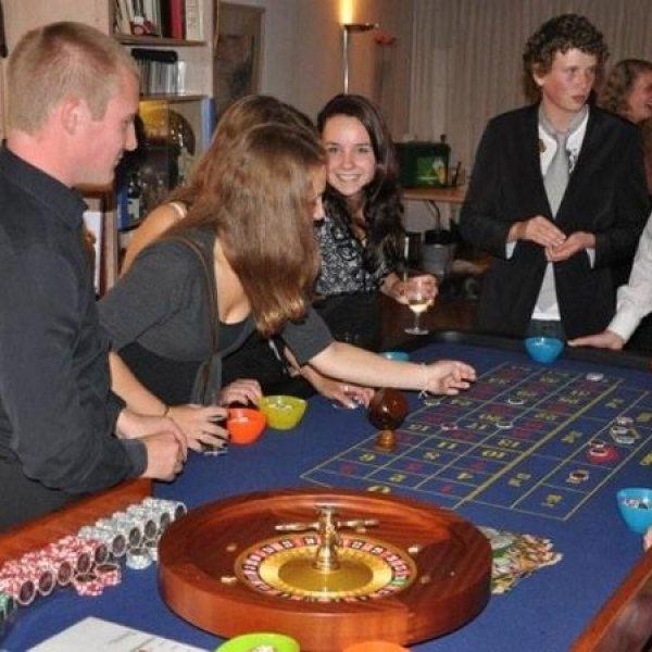 Casino arrangement