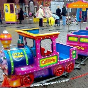 Mini trein (prijs op aanvraag)