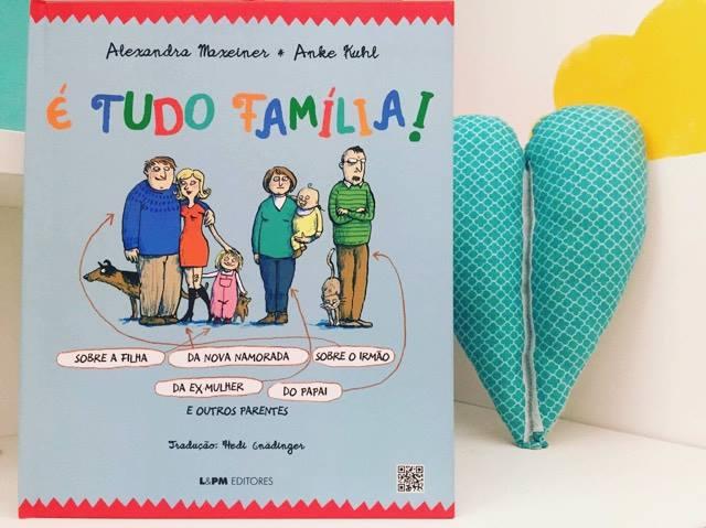 Dica de livro infantil: livros sobre famílias e pais separados