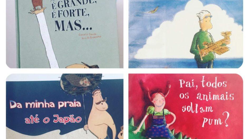 5 livros pro dia dos pais