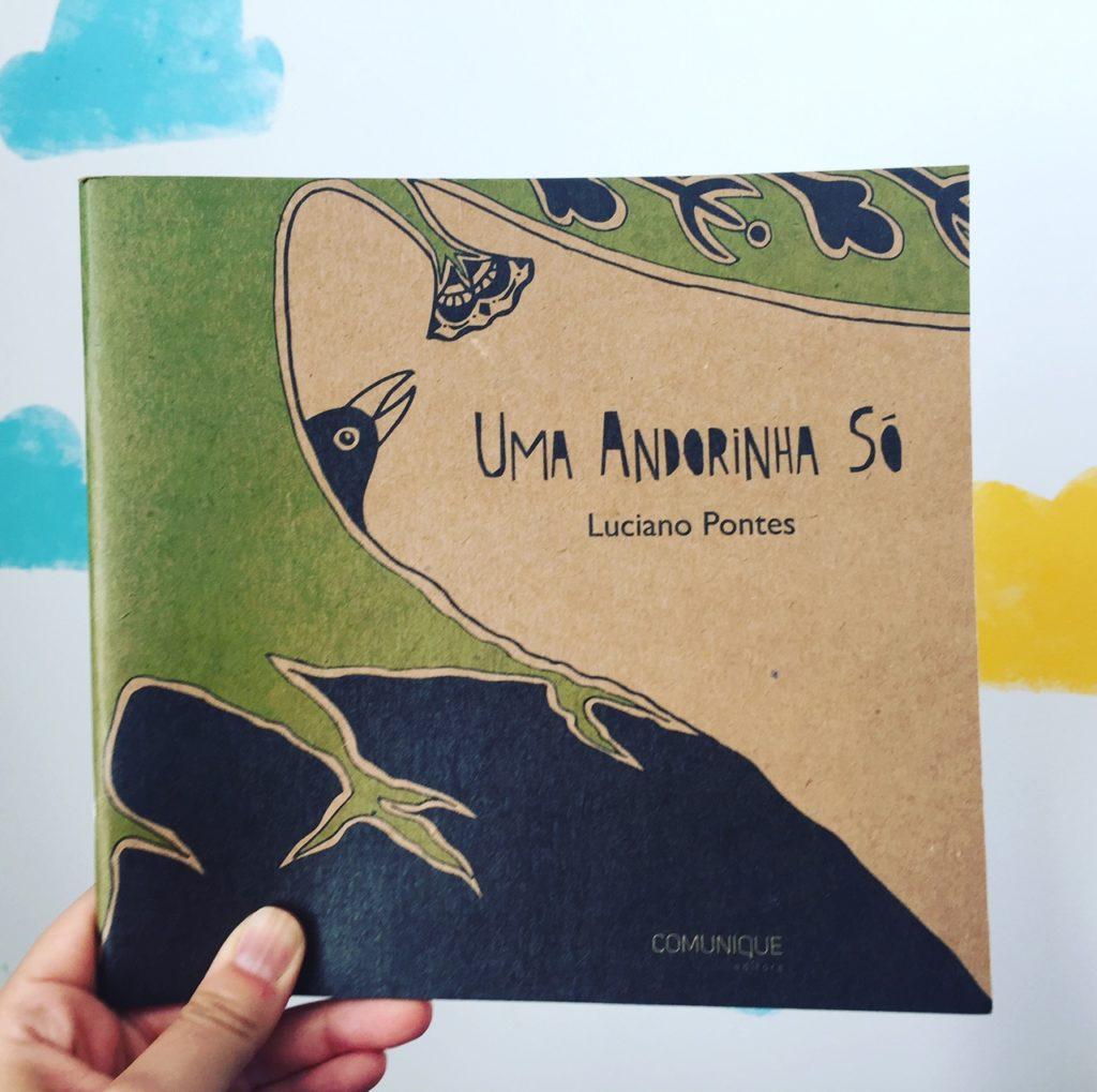 Uma andorinha só, de Luciano Pontes