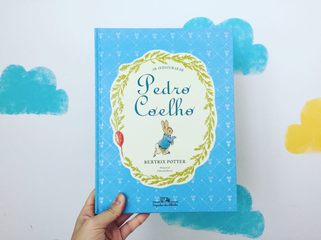 Pedro Coelho, um clássico infantil, de Beatrix Potter