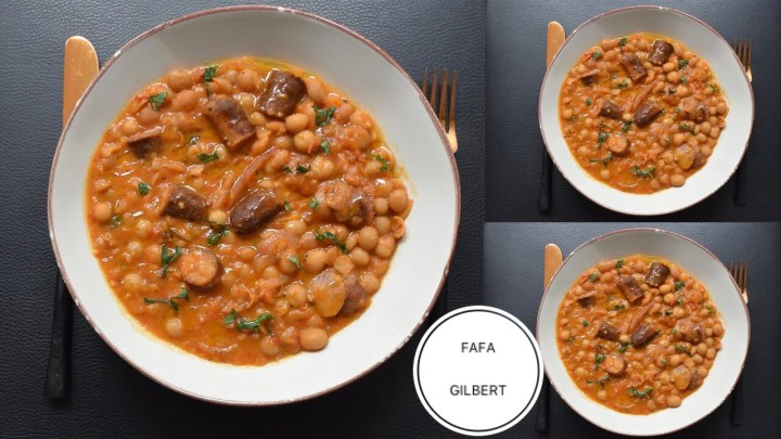 BAMBARA BEANS (NUTS) CASSOULET