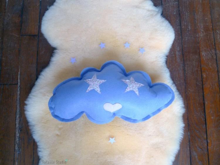 Coussin nuage M