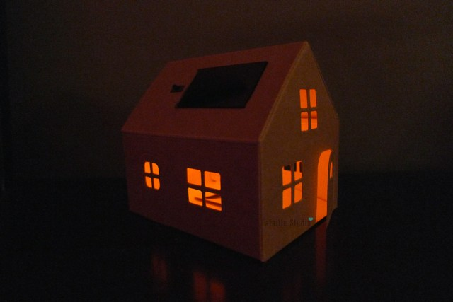 Maison veilleuse