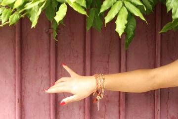Bracelet Nakamol shooté par Fafaille Studio
