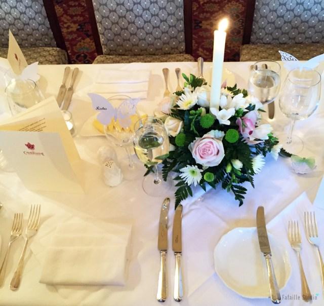 La table du mariage