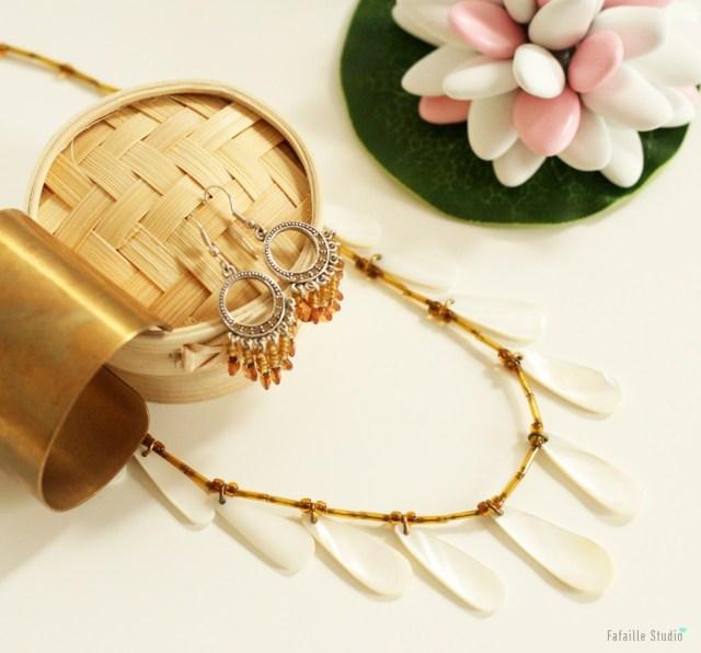Accessoires tenue mariage cambodgien