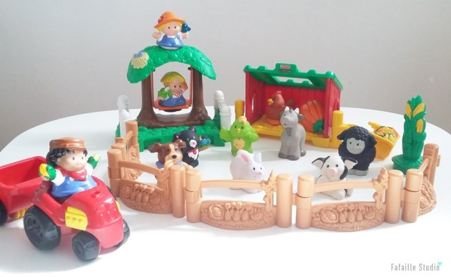 Ferme Little People