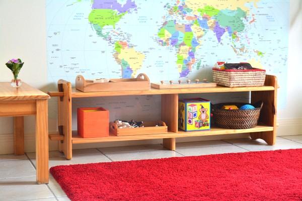 Etagère Montessori