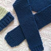Tricot - Tuto sa première écharpe