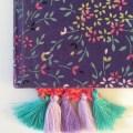 DIY marque-page tricoté