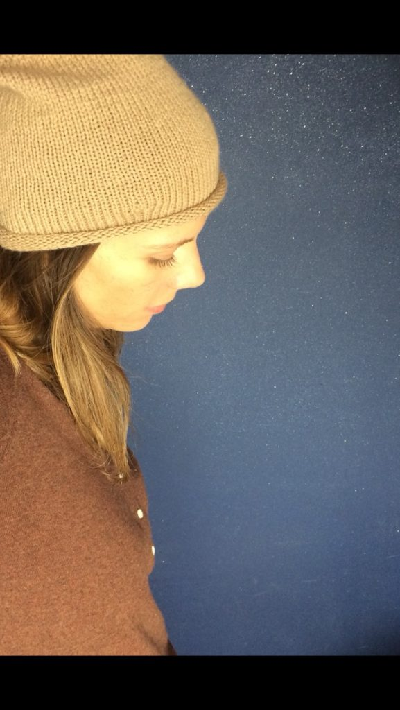 Tricoter un bonnet boy friend loose