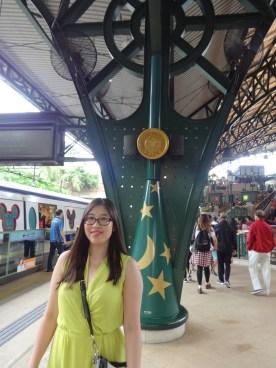 Just arrived at Hong Kong Disneyland