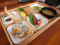 Bento box at HY California