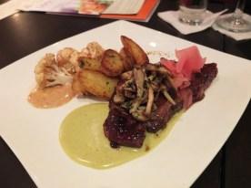 Teppanyaki New York Steak