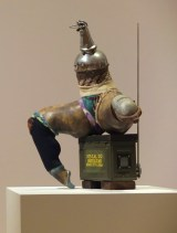 Broken Dance, Ethnic Heritage Series by John Outterbridge