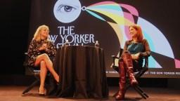 Lauren Collins of The New Yorker interviewing Ellie Kemper
