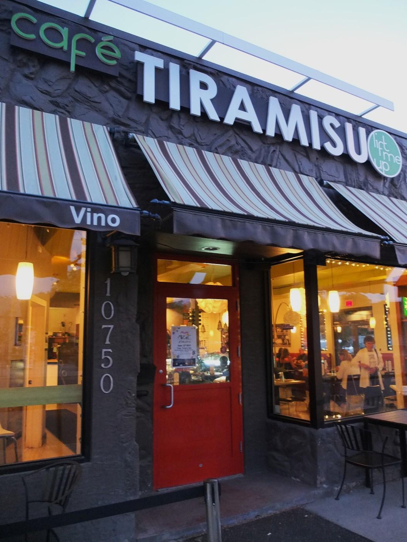 Edmonton Restaurant Review Tiramisu Bistro  FashionFi